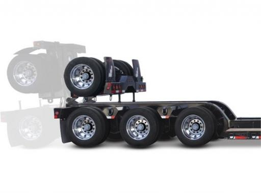 2020 Fontaine 4th axle flip (magnitude lowboy)