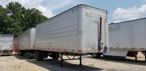 1993 Monon (15) 28x102 pup trailers | great jobsite ~ storage