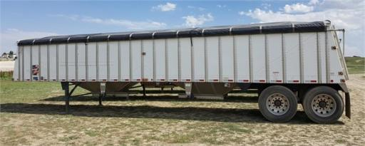 2017 Merritt 42' x 96''x 68''/ like new / 10 units available