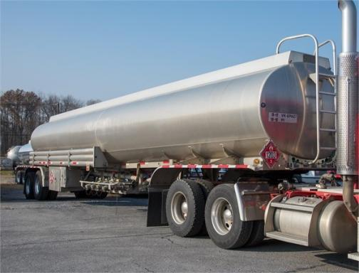 2012 Heil 9600 gallon 4 comp - air ride