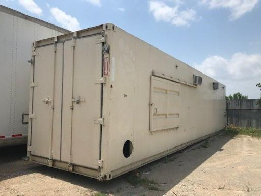 2005 Conex 40x8-hd modified electrical container