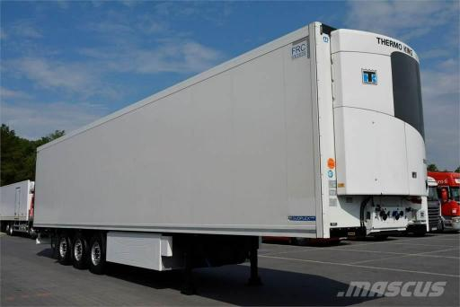 2014 Thermo King duoplexsteel thermo king slxe 300 3869mth