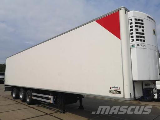 2007 Thermo King - chereau | thermo king sl-200e | low hours!! | li