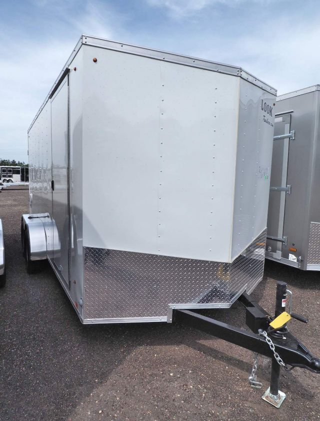 2019 Look element 7x14 cargo trailer
