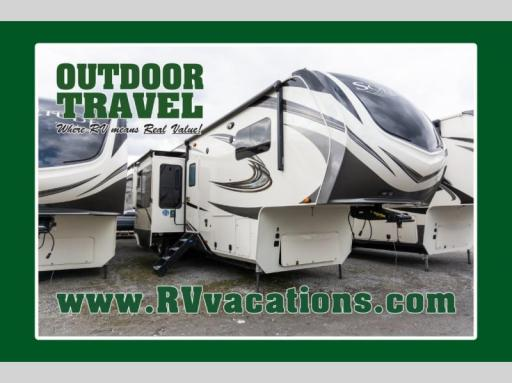 2019 Grand Design RV 375res