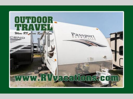 2012 Keystone RV 2910bh grand touring