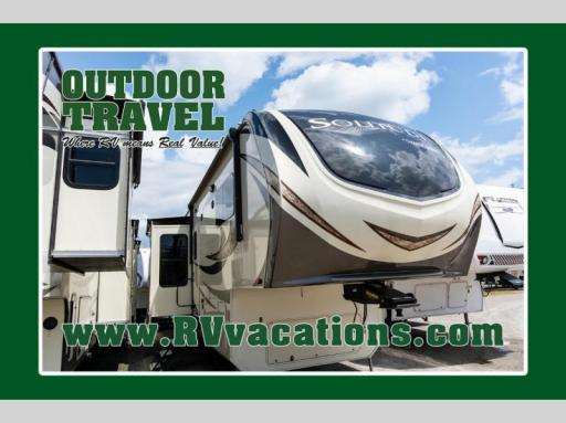 2017 Grand Design RV 375res