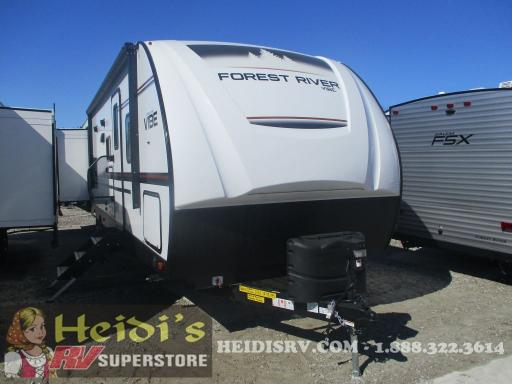 2019 Vibe 33bh - quad bunks, outside kitchen