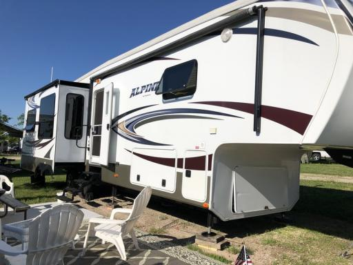 2014 Keystone RV 3600rs